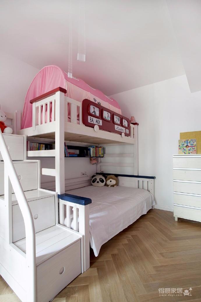 120㎡现代北欧三居室设计