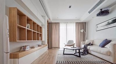 112㎡日式风格装修,满满的自然气息,暖暖的质朴生活,每一天都是幸福的模样!