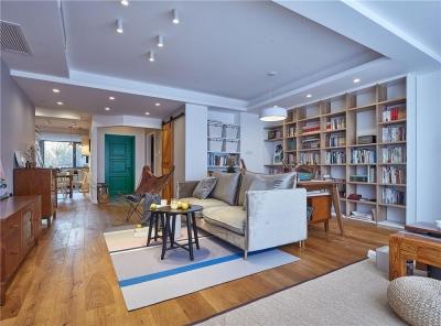 【名都花园】150平三室两厅现代改造上岸