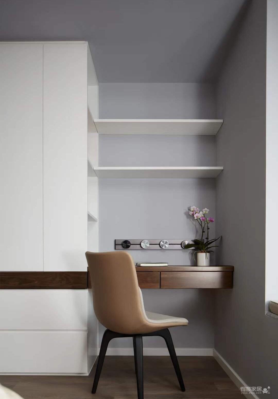 160㎡复古时尚现代住宅,自然宁静、高级优雅的格调。