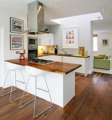 ● 装修问答 | 开放式厨房到底值不值得拥有?