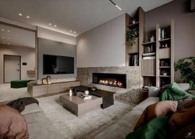320㎡别墅   富有腔调的轻奢优雅空间