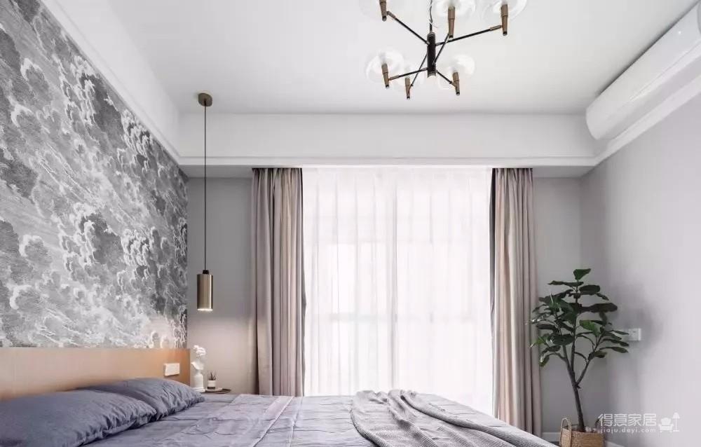 122㎡现代主义3室2厅,简约格调演绎都市美学图_8