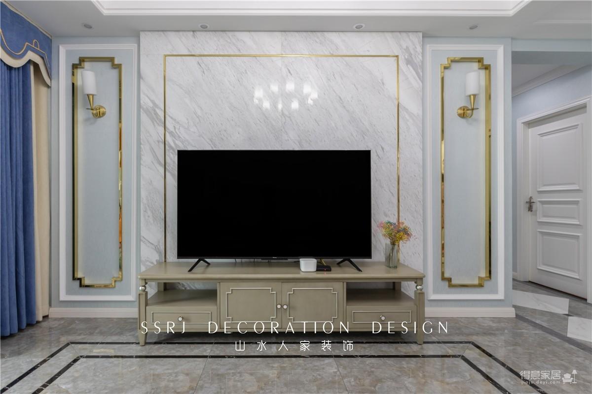 【中国核建锦城】130平三室两厅简美风图_3