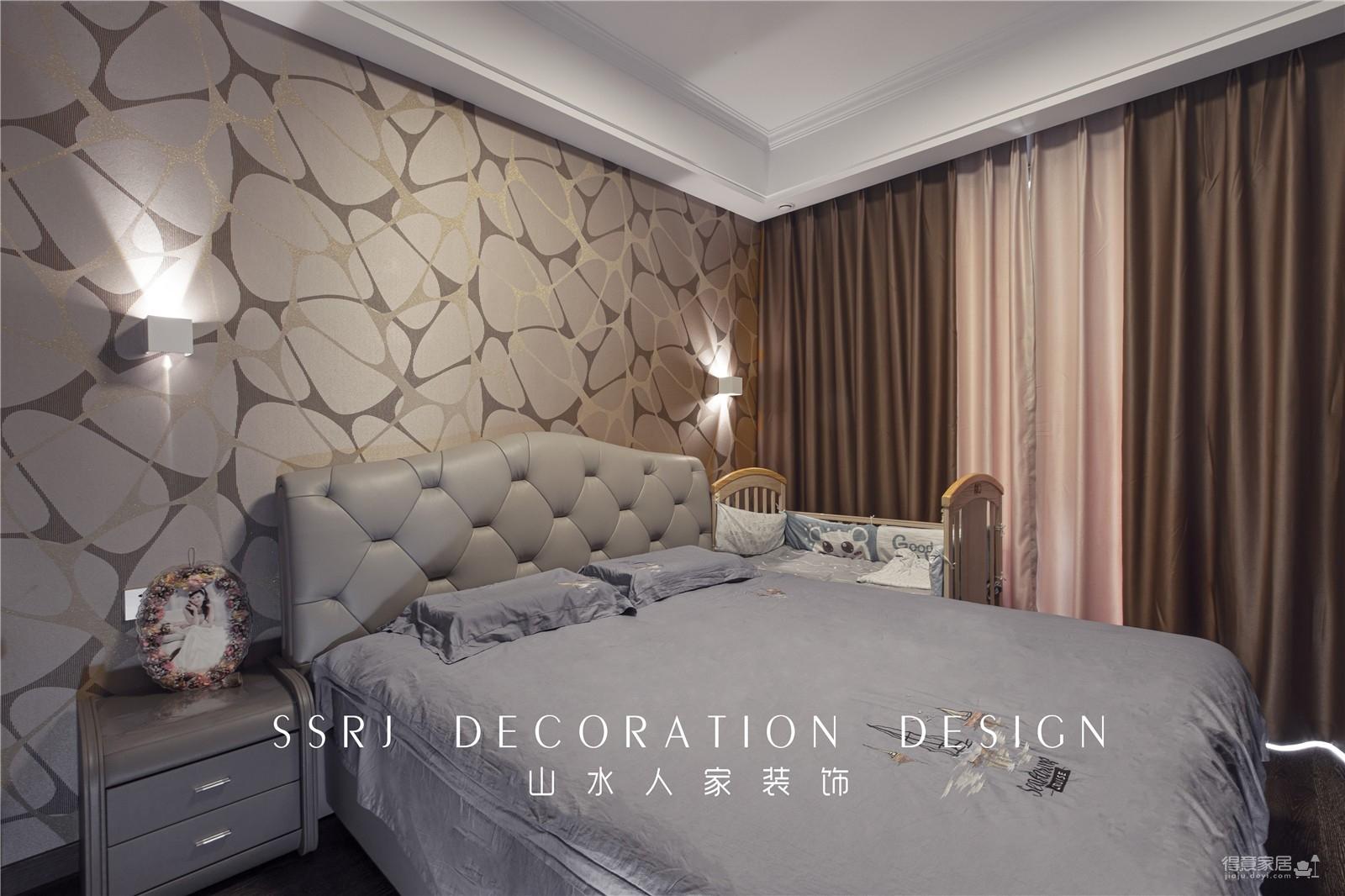 【沙湖怡景】103平三室两厅现代风图_6
