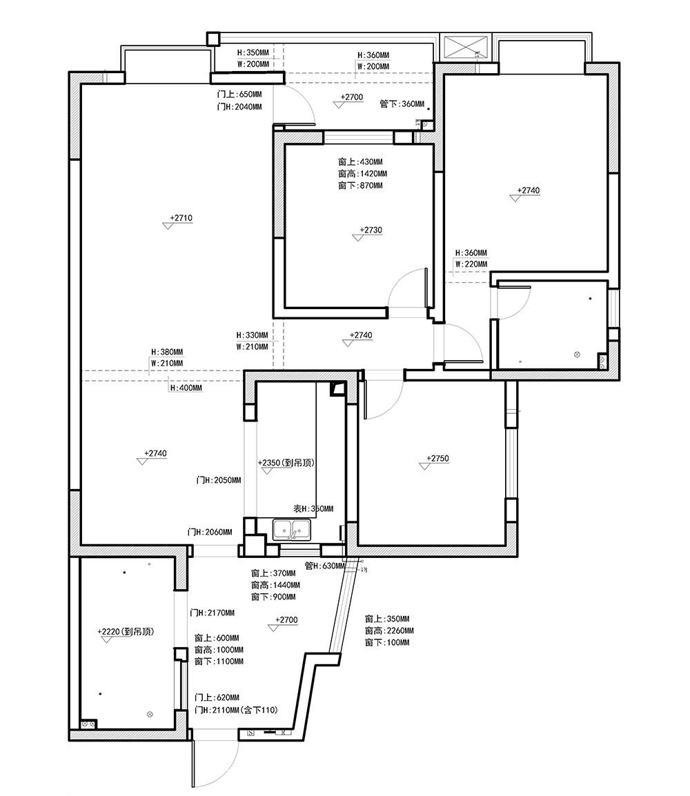 简单的房子图_3