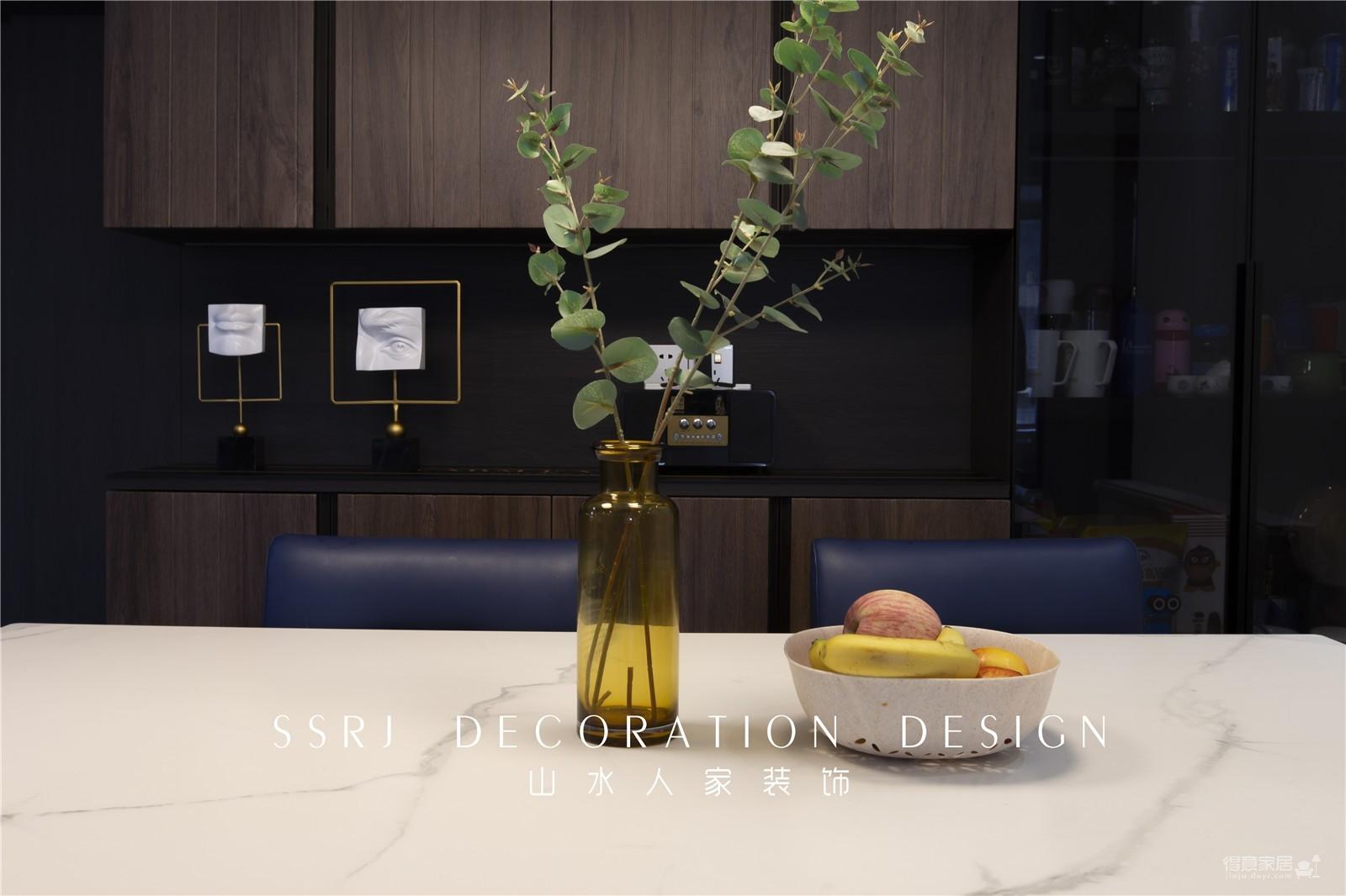 【沙湖怡景】103平三室两厅现代风图_3