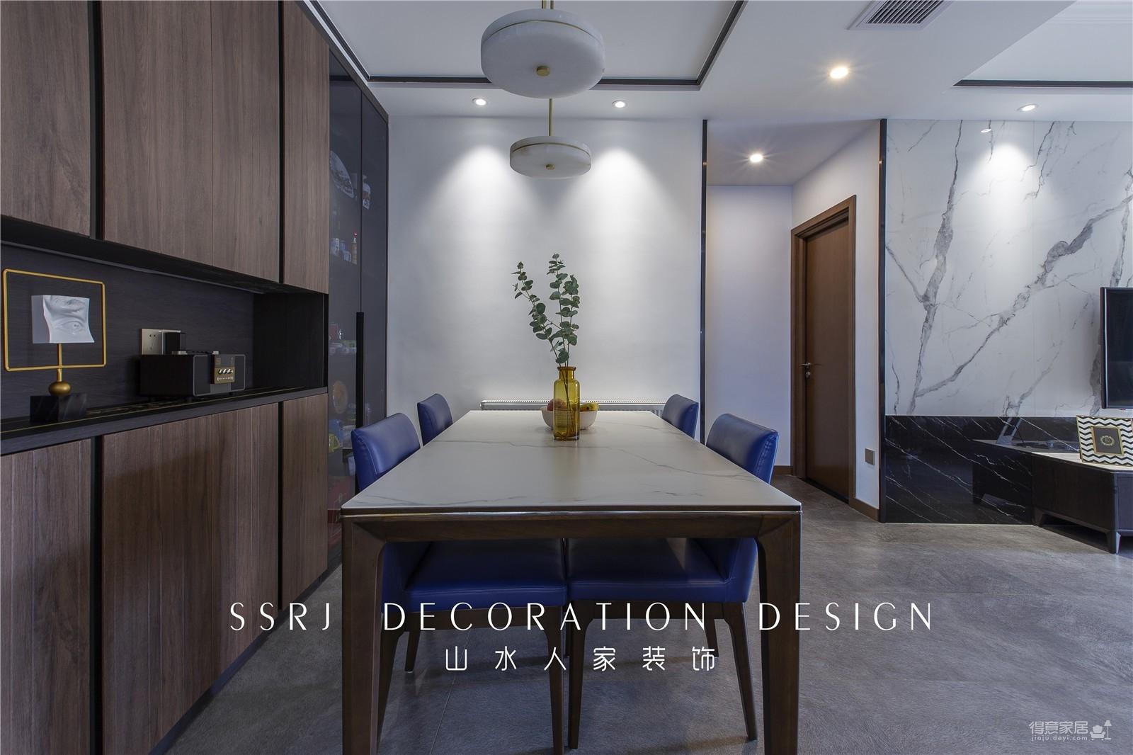 【沙湖怡景】103平三室两厅现代风图_7