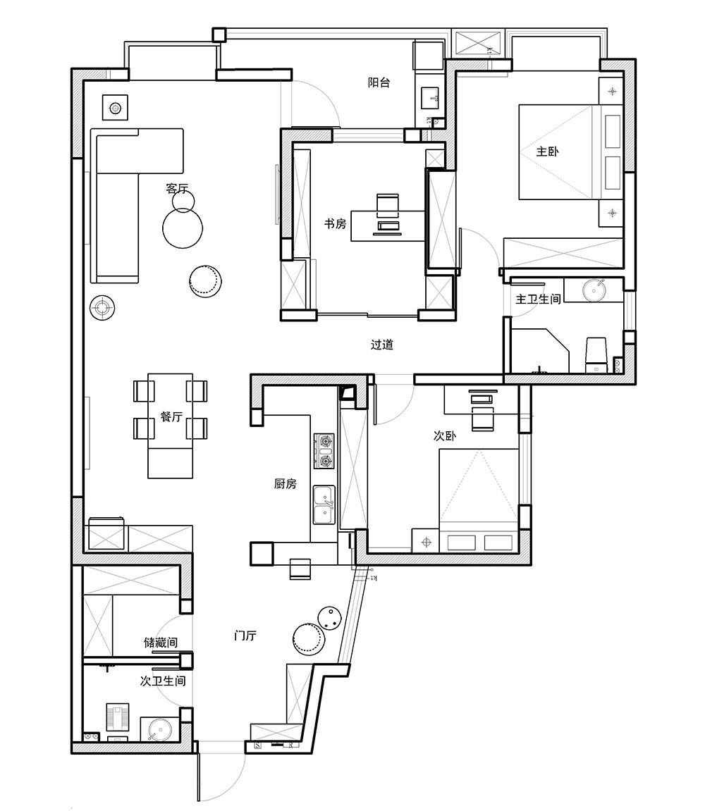 简单的房子图_4