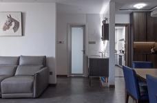 【沙湖怡景】103平三室两厅现代风图_4