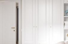 36㎡单身公寓   蓝色的唯美与浪漫图_5