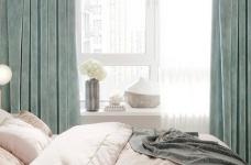 36㎡单身公寓   蓝色的唯美与浪漫图_4