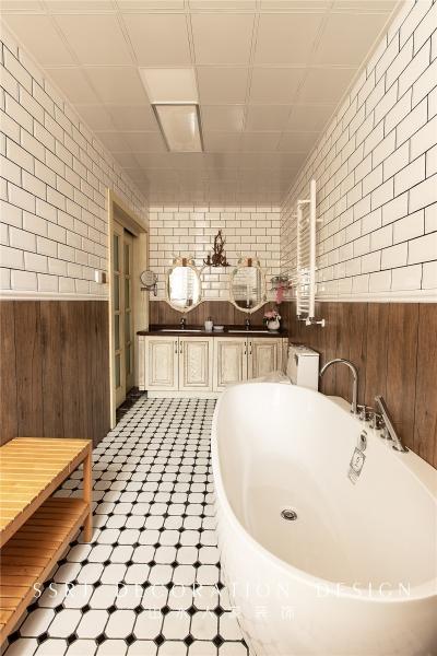 9种不用风格的浴室效果有你喜欢的吗