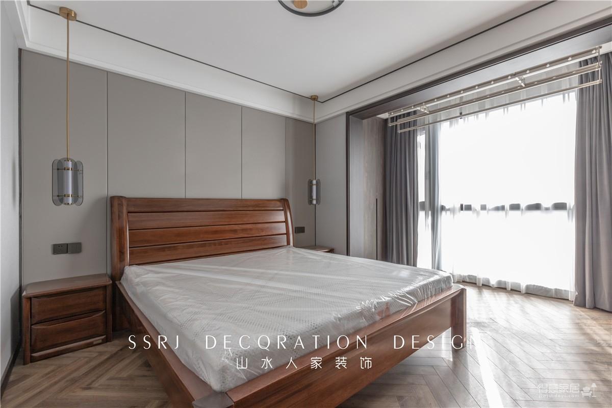 【融侨华府】112平三室两厅新中式