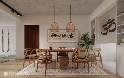 大华南湖公园世家 —— 170㎡ / 现代