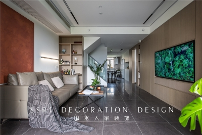 【祥生柏景湾】170平4房2厅现代简约