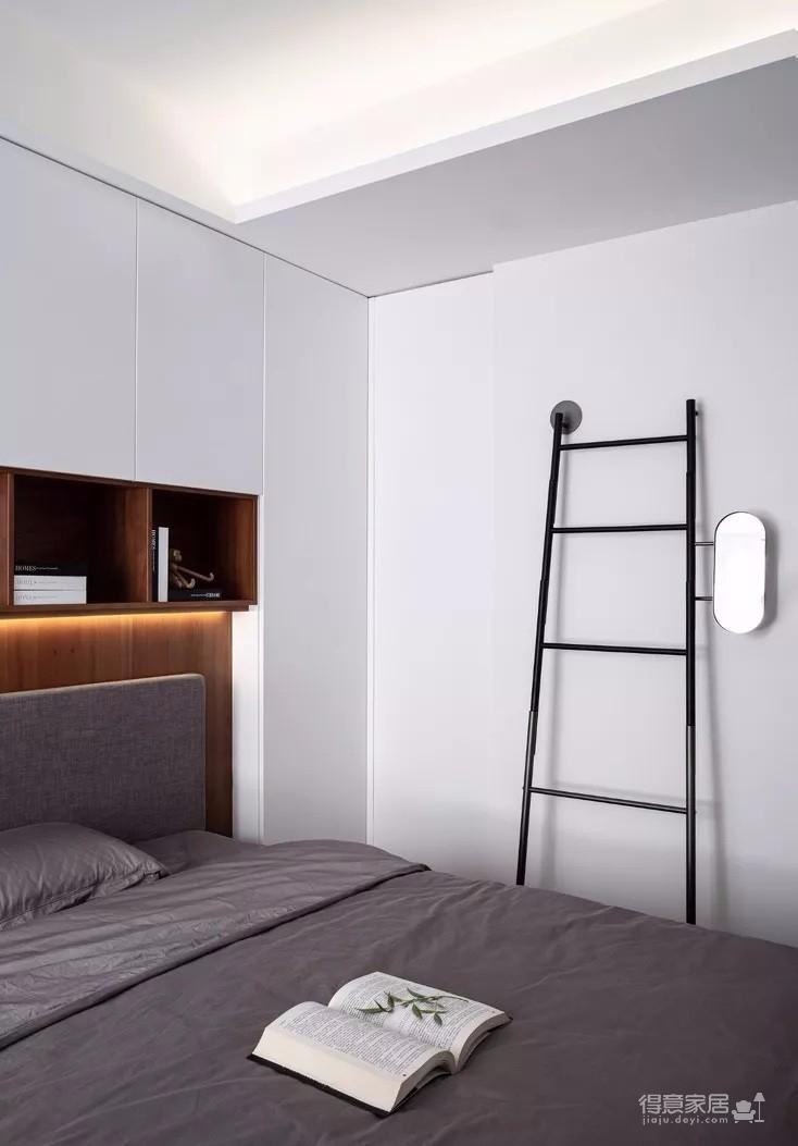 130㎡现代主义3室2厅,品味小资生活的轻奢质感