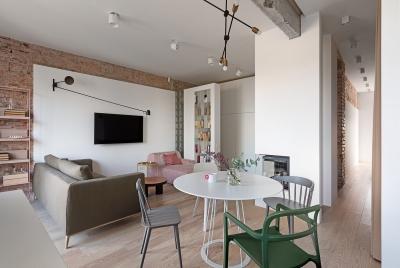简约个性小公寓设计