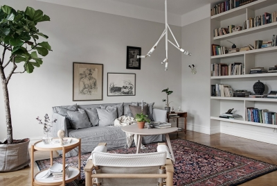 温馨小公寓设计