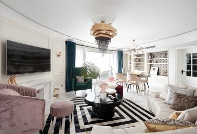 住进最美的家,细腻到时光里!