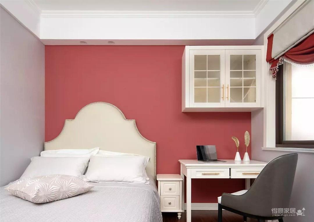 218㎡轻奢美式4室2厅,精致优雅诠释高级质感