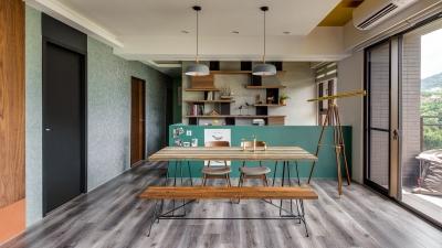 60平一室一厅舒适家宅