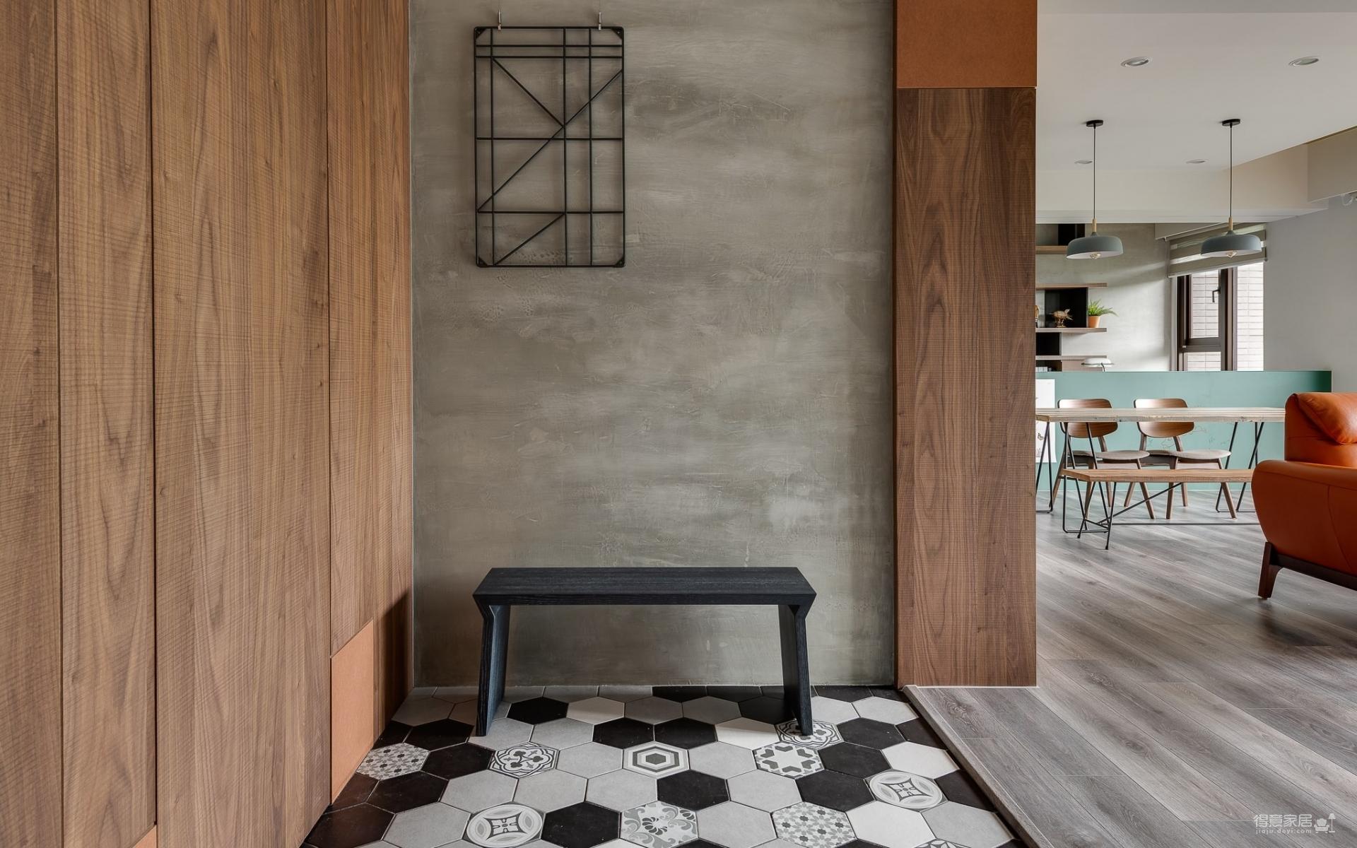 60平一室一厅舒适家宅图_5
