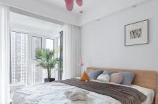 清新日式3室2厅,温柔而治愈的气质美居图_5