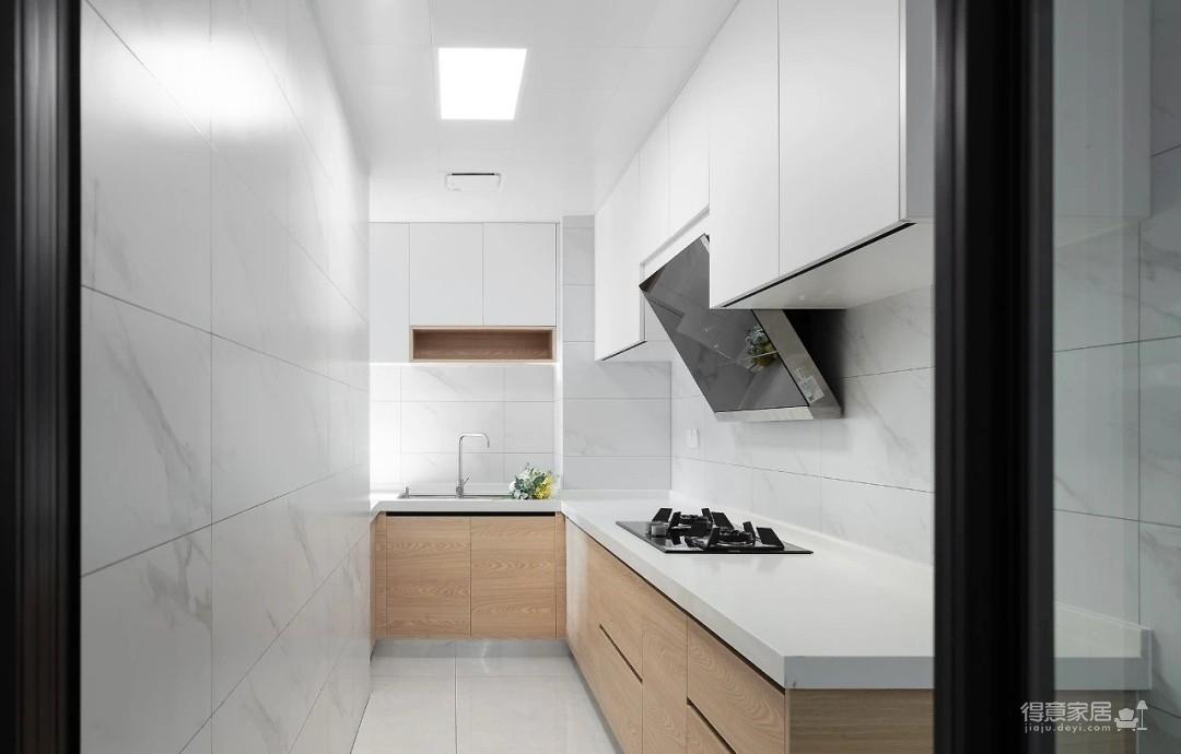 清新日式3室2厅,温柔而治愈的气质美居图_8