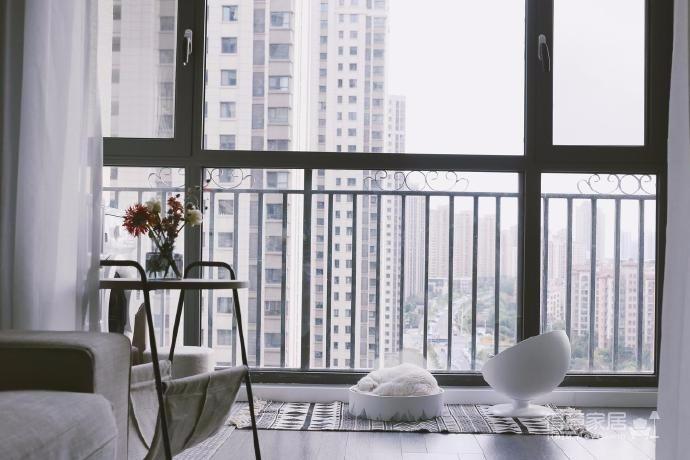 将书房搬进客厅,让书香肆意流淌,成就一个真正属于自己生活Style的空间