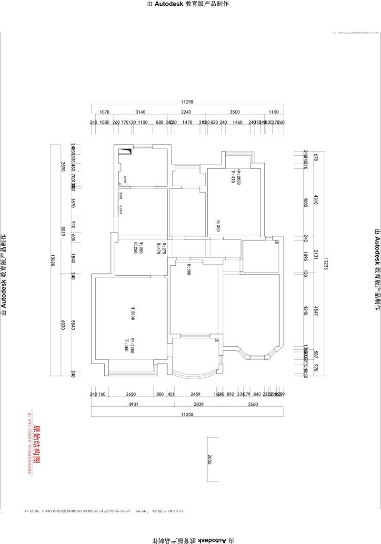 奥林花园128平-新中式风格
