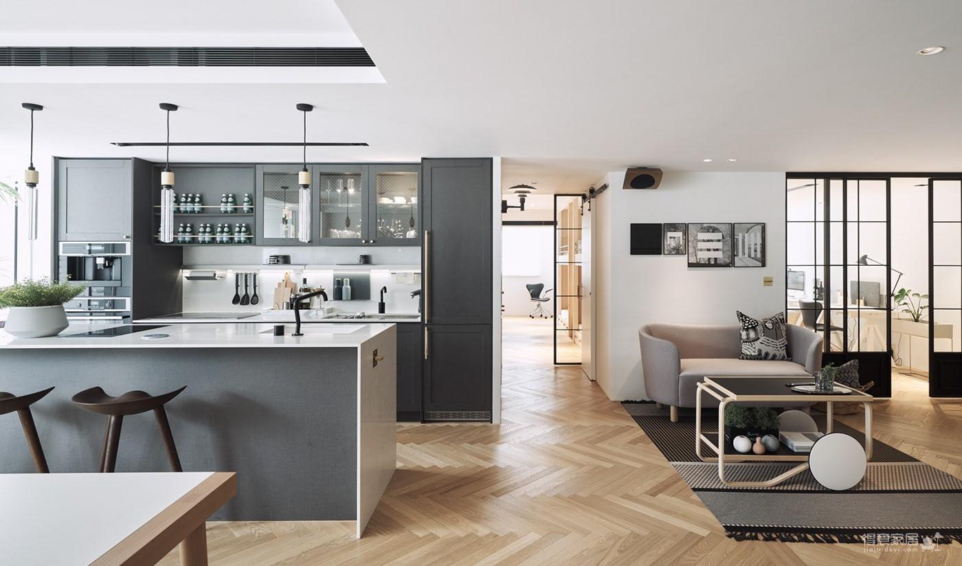 家的轮廓·北欧风格住宅