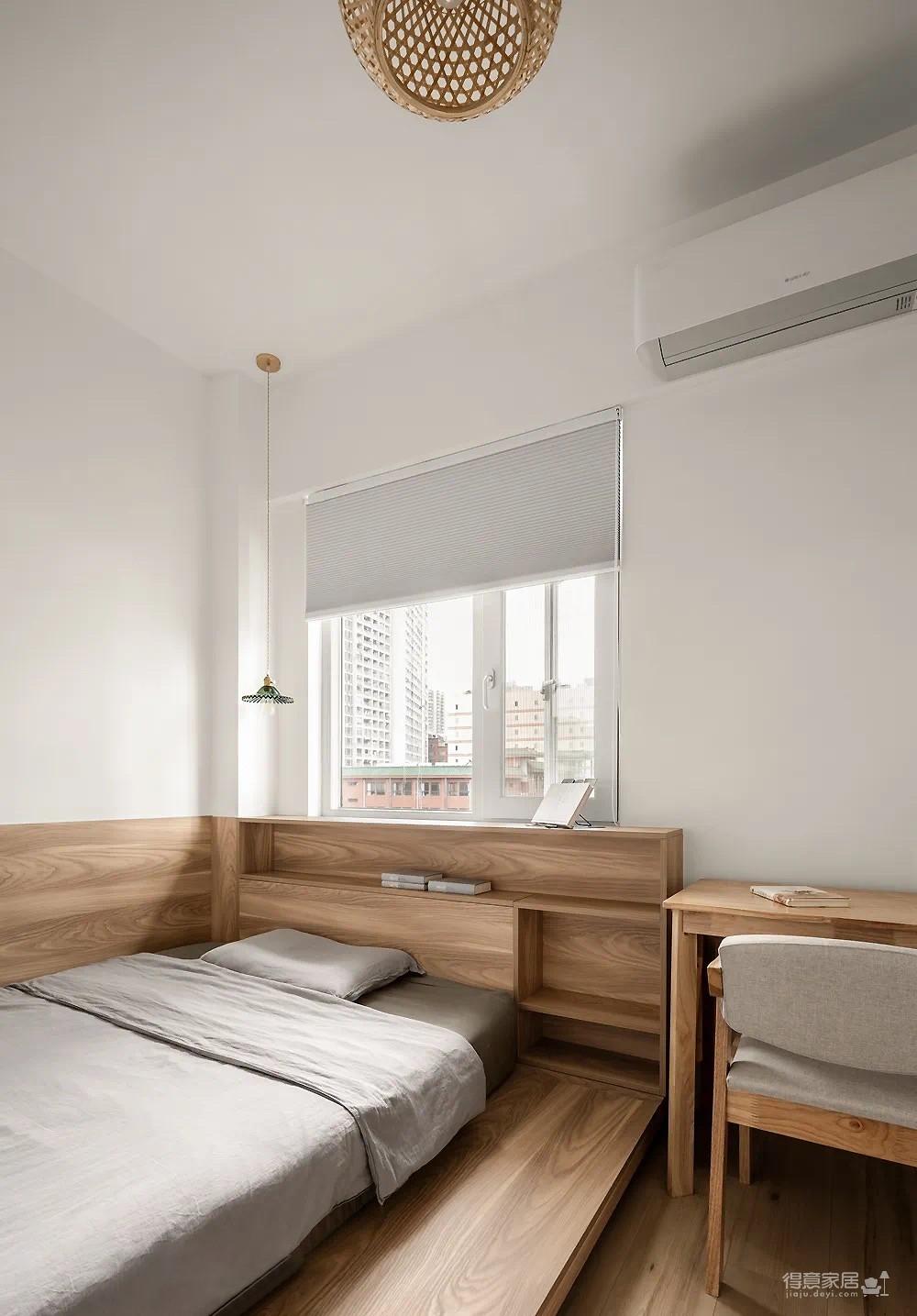 62㎡舒适北欧2室1厅,高颜值隔断强势入镜!