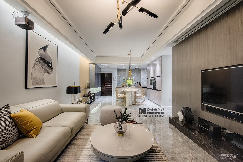 104平现代风格住宅