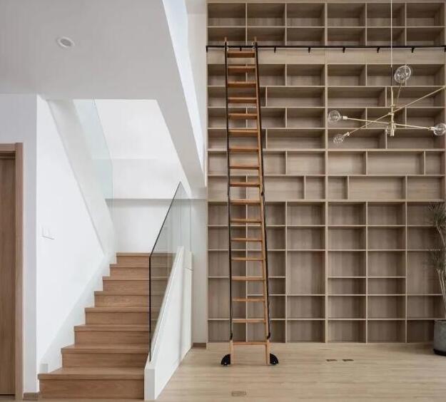 ●5款楼梯设计,在逃公主就是你了