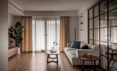 124㎡四居改三居,主卧大套间、阳光书房,舒适感、小情调、文艺范…都有了~