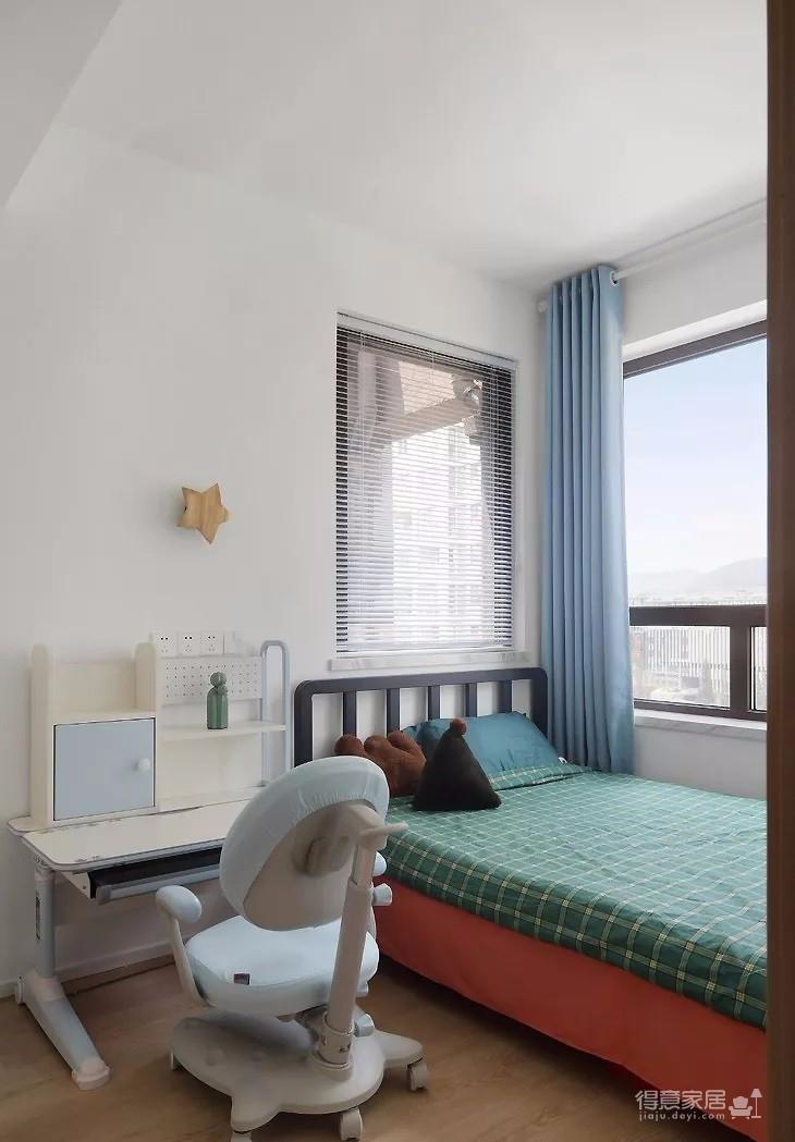 107㎡舒适北欧3室2厅,电视墙颜值与实力并存!