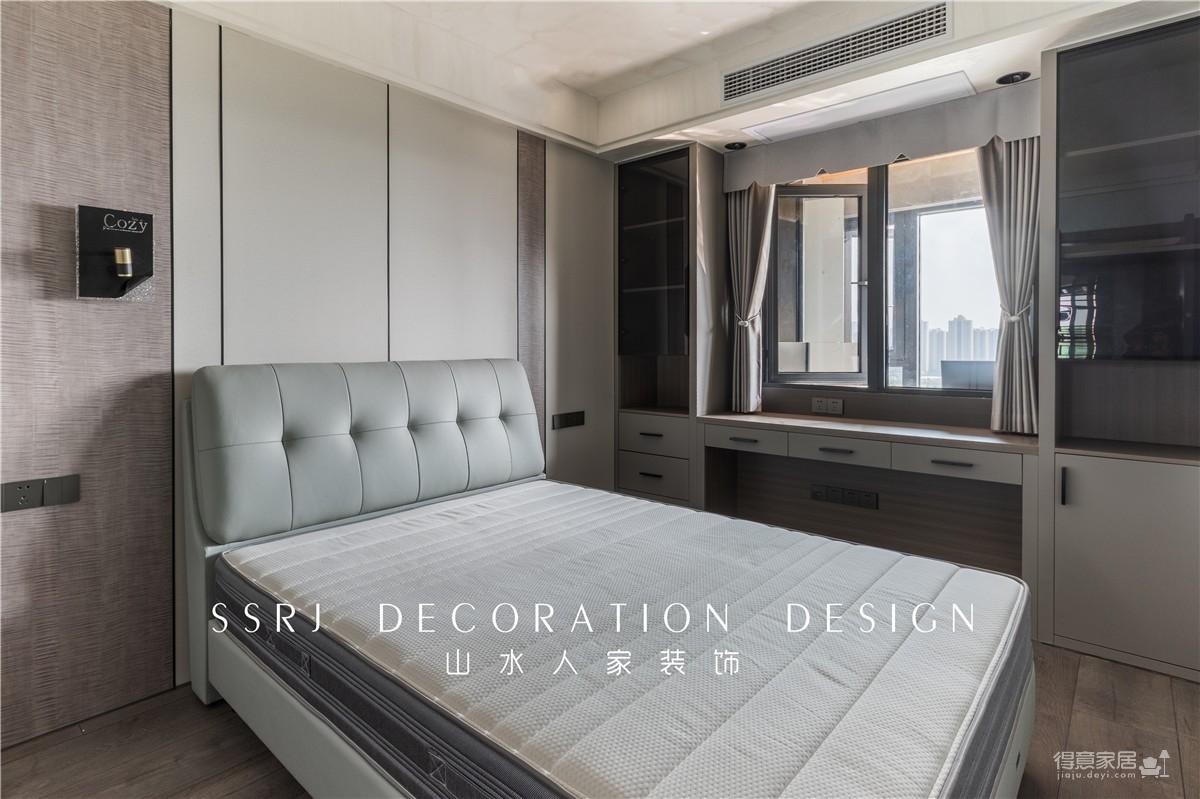 【招商樾望】130平三室两厅现代风
