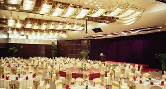 【武汉亚洲大酒店】宴会厅