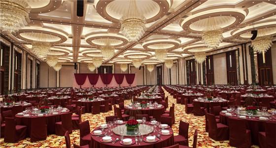 武汉洲际酒店_【武汉洲际酒店】5楼6000平米豪华大宴会厅
