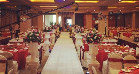 纽宾凯光谷国际酒店_大宴会厅