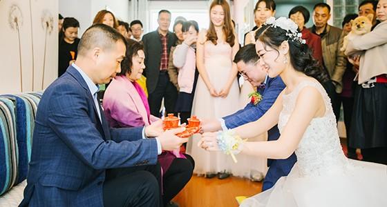 【花漾婚礼】2016.3.25真实案例