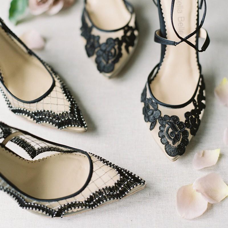 婚鞋 目瞪口呆!婚鞋可以这么好看