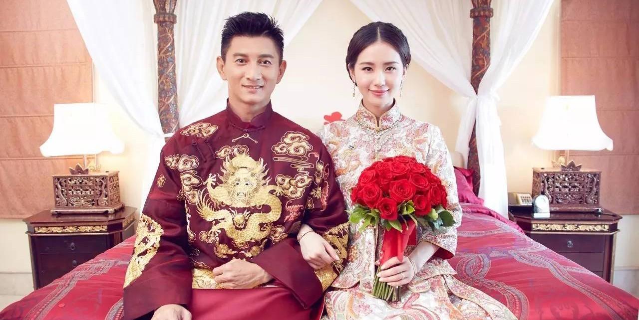 明星婚礼都爱穿的中式礼服|龙凤褂or秀禾服,怎么选?