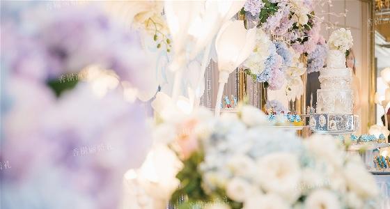 【香榭丽婚礼】欧亚国际——公主城堡