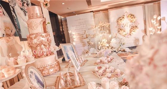【香榭丽婚礼】洲际酒店——甜蜜的梦