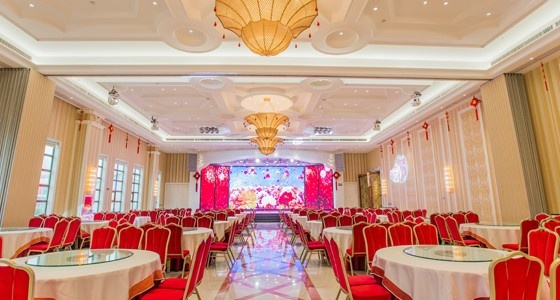 【谢先生餐厅光谷店】玫瑰厅