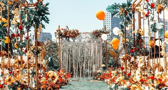 【和宴】初秋户外婚礼