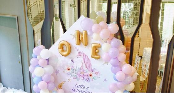 《Candy Baby 宝宝满月生日宴派对系列》