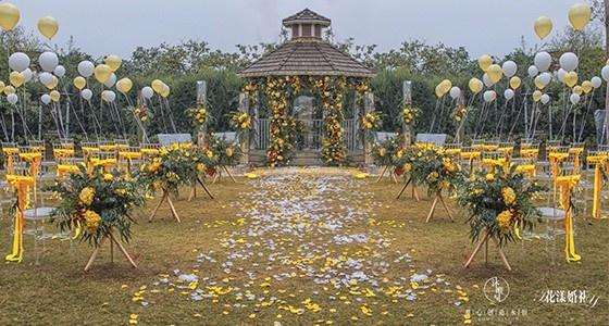花漾婚礼【向 阳】